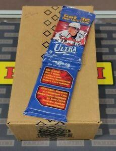 2008-09 Fleer Ultra Hockey 32 Card Fat Pack Sealed 18 Pack Box