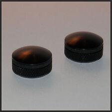 Mazda RX7 (FB) Rear Wiper Delete Plug - Anodized Plug - Black Satin