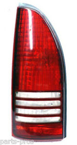 New Replacement Taillight Lamp Assembly RH / FOR 1996-98 NISSAN QUEST