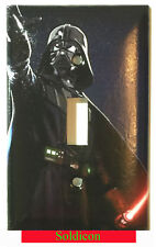 Star Wars Darth Vader Light Switch Power Outlet Wall Cover Plate Home Decor
