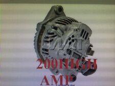 200 HIGH AMP NEW ALTERNATOR 2005-2004 2003 Chrysler PT Cruiser 2.4L wo/ Turbo