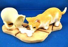 More details for sherratt & simpson - kitten licking milk from spilt jug
