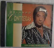 Orlando Contreras con La Orquesta Neno Gonzalez - CD New! FREE SHIPPING