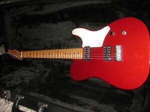 Fender Cabronita Telecaster, TV Jones, F. Locking Tuner, Koffer, TOP Player