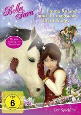 Bella Sara - Emma Roland und Ihr Magisches Pferd Wings - DVD - *NEU*