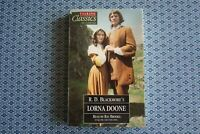 Lorna Doone - Audio Book Cassette Tape - Talking Classics - R.D. Blackmore