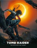 NEW Shadow of the Tomb Raider By Paul Davies Hardcover Free Shipping