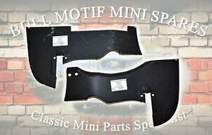 CLASSIC MINi LH & RH SIDE BOOT FLOOR REPAIR PANELS (Saloon) 40-10-88-1/2