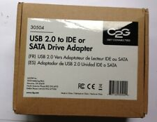 USB 2.0 to IDE of SATA Drive Adapter