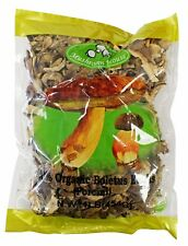 Dried ORGANIC Porcini Mushrooms 1 lb Bag-Direct from the Producer-Free Shipping!