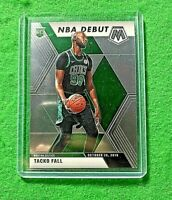 TACKO FALL MOSAIC SILVER ROOKIE CARD JERSEY#99 CELTICS 2019-20 MOSAIC BASKETBALL