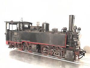 KM1 Br 99 633 Narrow Gauge 1e Steam Locomotive 119903 Fine Scale Aged With Sound
