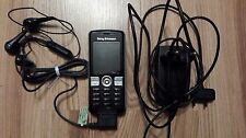 Sony Ericsson k510i, Reducted Voice Receiver + Charger & Headphones, No Battery