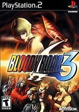 Bloody Roar 3 (Sony PlayStation 2, 2001) PS2 Complete - NTSC - USA - RARE