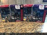 Brand new 2019 Transformers TCG lot of 8 Promos  P3 P4 P5 P6 P7 P8 P9 P10 NICE!