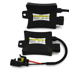 Safego 2X 55W Ballast Replacement Slim Digital 12V Car Xenon 55w HID ballast