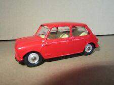 194Q Vintage Corgi England Morris Mini Cooper Repeint 1:43