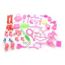 Accessori per bambole Scarpe Wineglass Crown Hangers Mirror per Barbie 50X  CH