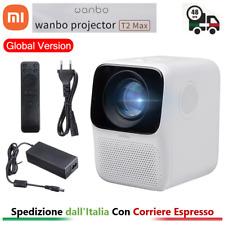 Xiaomi Wanbo T2 Max 1080p Proiettore Home Cinema - Bianca