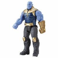 Marvel Infinity War Titan Hero Series Thanos with Titan Hero Power FX Port Toy
