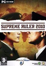 Supreme Ruler [PC Retail] - Multilingual [DE/EN]