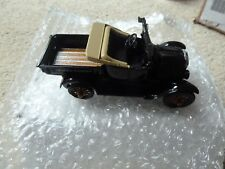 1921 FORD MODEL T PICK UP BLACK NATIONAL MOTOR MUSEUM MINT WITH COA 1:32 SCALE