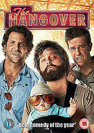 The Hangover (DVD, 2009)  SUPERFAST DISPATCH