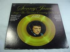 Sonny James & His Southern Gentlemen - Sings The Greatest Country Hits Of 1972