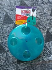 KONG Purrsuit Cat Toy BRAND NEW Bell Ball and Feather Teaser