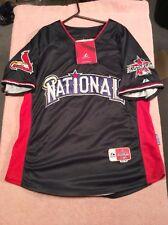 Albert Pujols All Star Game Jersey St. Louis Cardinals 2010 RARE M Medium 48
