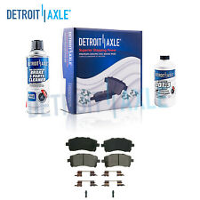 Front Ceramic Brake Pads Kit for 1998 1999 2000 2001 Forester Impreza Legacy