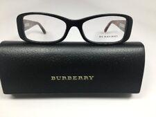 🔸New Authentic BURBERRY B2119 3329 Black & Havana Eyeglasses 51mm w/Case