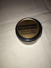 Meltonian GREY 16 Boot & Shoe CREAM Polish Shine and Protect Leather #16 gray