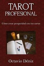 Tarot Profesional, libro en rústica por Deniz, Octavio, como nuevo utilizado, Envío Gratis..