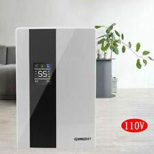 Electric Dehumidifier Large Home 2.2L Air Dryer Damp Moisture Free Bedroom Usa