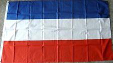 YUGOSLAVIA POLYESTER INTERNATIONAL COUNTRY FLAG 3 X 5 FEET