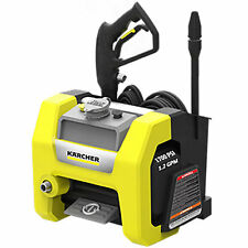 Karcher K1700 Cube 1700 PSI (Electric - Cold Water) Pressure Washer