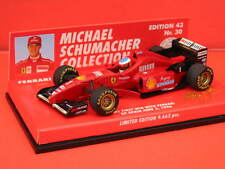 FERRARI F310 SCHUMACHER FIRST WIN WITH FERRARI SPANIEN 1996 PMA 510964311 1/43