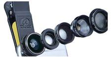 PSI 5 in 1 HD Camera Lens Kit  PLUS Free Phone Fan