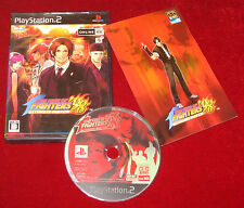 PS2 THE KING OF FIGHTERS 98 ULTIMATE MATCH NEOGEO ONLINE COLLECTION VOL.10 Japan