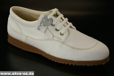 Hogan Shoes Traditional Canvas Sneaker Size 35,5 Laces New