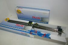 TT TILLIG VIA LOTE 4 / 10X 83143 - VIAS RECTAS TOMA DE CORRIENTE con cables.
