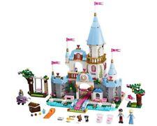 🌲🎁 Genuine Lego Disney Cinderella's Castle 41055 Brand New Sealed Retired ☃️🌲