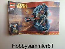 Lego® 7252 Star Wars Bauanleitung Droid Tri-Fighter