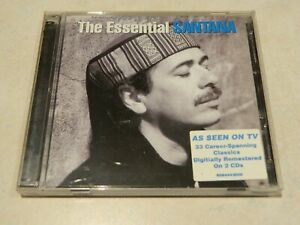 Santana The Essential CD