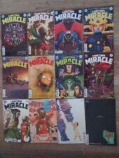 Mister Miracle #1-12 Tom King Mitch Gerads 1st Prints DC Comics New Gods