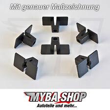 20x clips de fixation côté Fixation VW BMW CLIPS 1h0853947 #NEUF#