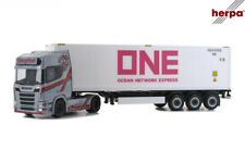 Herpa 941488 SCANIA Cr20 HD Container-sattelzug