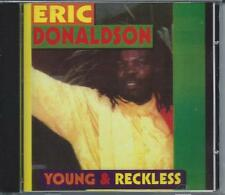 Eric Donaldson - Young & Reckless (CD 1998) NEW