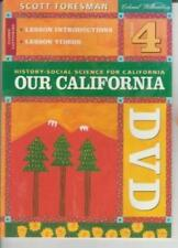 History-Social Science For California: Our 2-Disc Set Grade 4 DVD VIDEO MOVIE